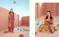 Mor- Bagh Chandrakanta Festival Wear Premium Silk Dress Materials