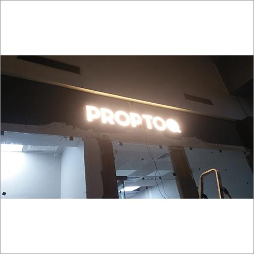 Acrylic LED Glow Sign Board