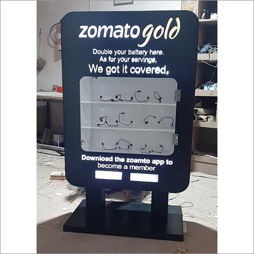 Charging Station Zomato