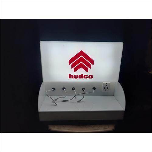 LED Light Mobile Charging Station
