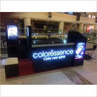 Cosmetic Kiosk DLF Mall