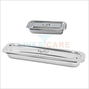 Hospital Catheter Tray with Cover