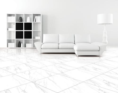 GALAXY CARRARA Polished Glazed Vitrified Tiles