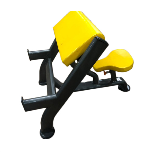 Preacher Curl Bench Machine