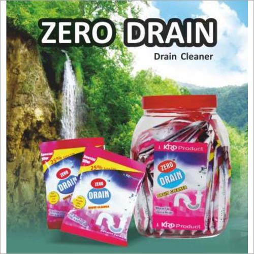 Zero Drain Drain Cleaner