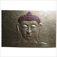 FRP Buddha Wall Mural