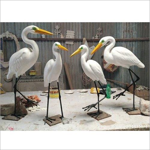 FRP Bird Sculpture