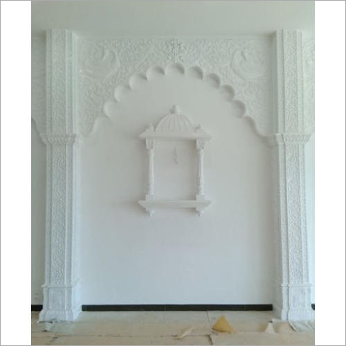 Designer FRP Temple Pillar