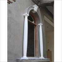 FRP Arch Temple Pillar