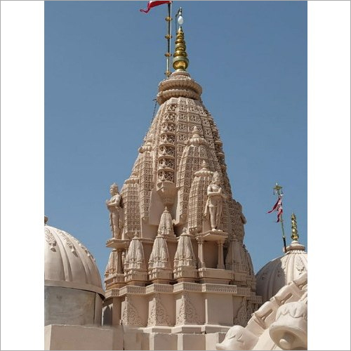 Decorative FRP Temple Dome