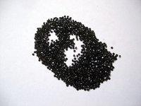 3mm Black Spinel Faceted Round Loose Gemstones