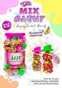 Mix Saunf