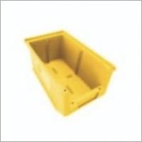 200 L x 125 B x 100 H Plastic  Crate