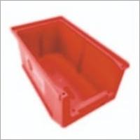 300 L x 200 B x 160 H Plastic  Crate