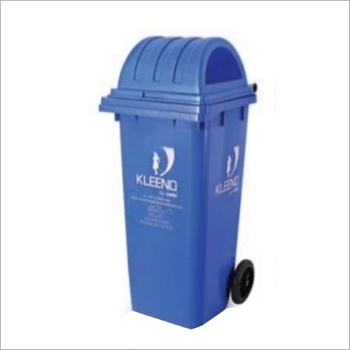 120 Ltr With Dome Plastic Dustbin