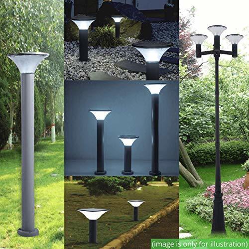 Solar Outdoor Pillar Wall Gate Post Lamp