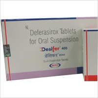 400 Deferasirox Tablets For Oral Suspension