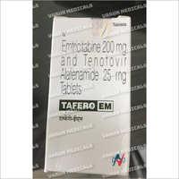 Emtricitabine 200 mg And Tenofovir Alafenamide 25 mg Tablets