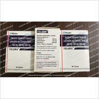 600 mg Tenofovir Disoproxil Fumarate Lamivudine Tablets