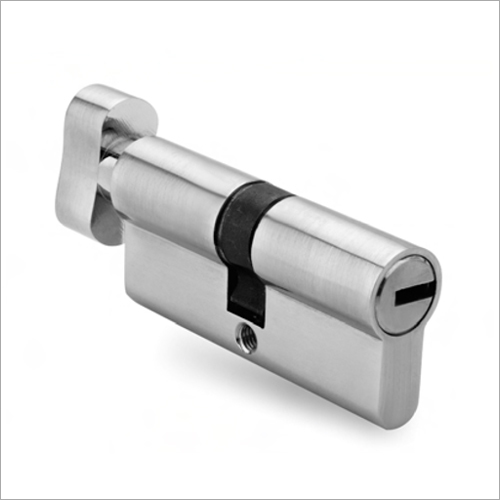 60 mm Normal Knob Zinc Range Cylinder