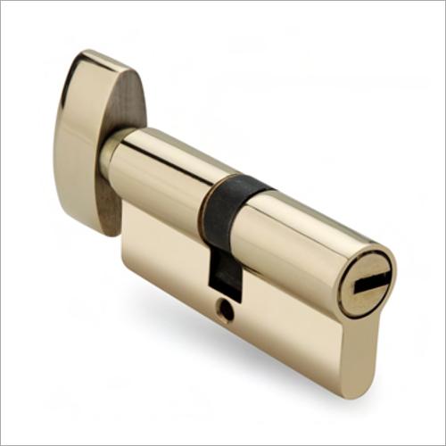 60 mm Premium Knob Brass Cylinder