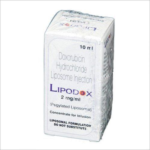 10 ml Doxorubicin Hydrochloride Liposome Injection