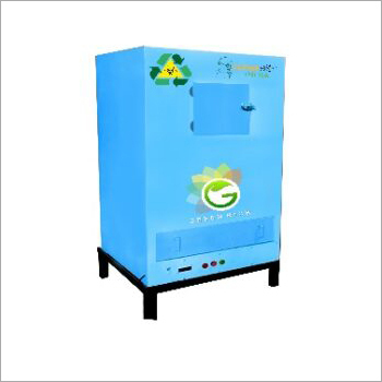 GRI 500 - Disposal Incinerator With Scrubber - Diesel Operated