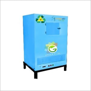 Gri 500 - Disposal Incinerator With Scrubber - Electricity Operated