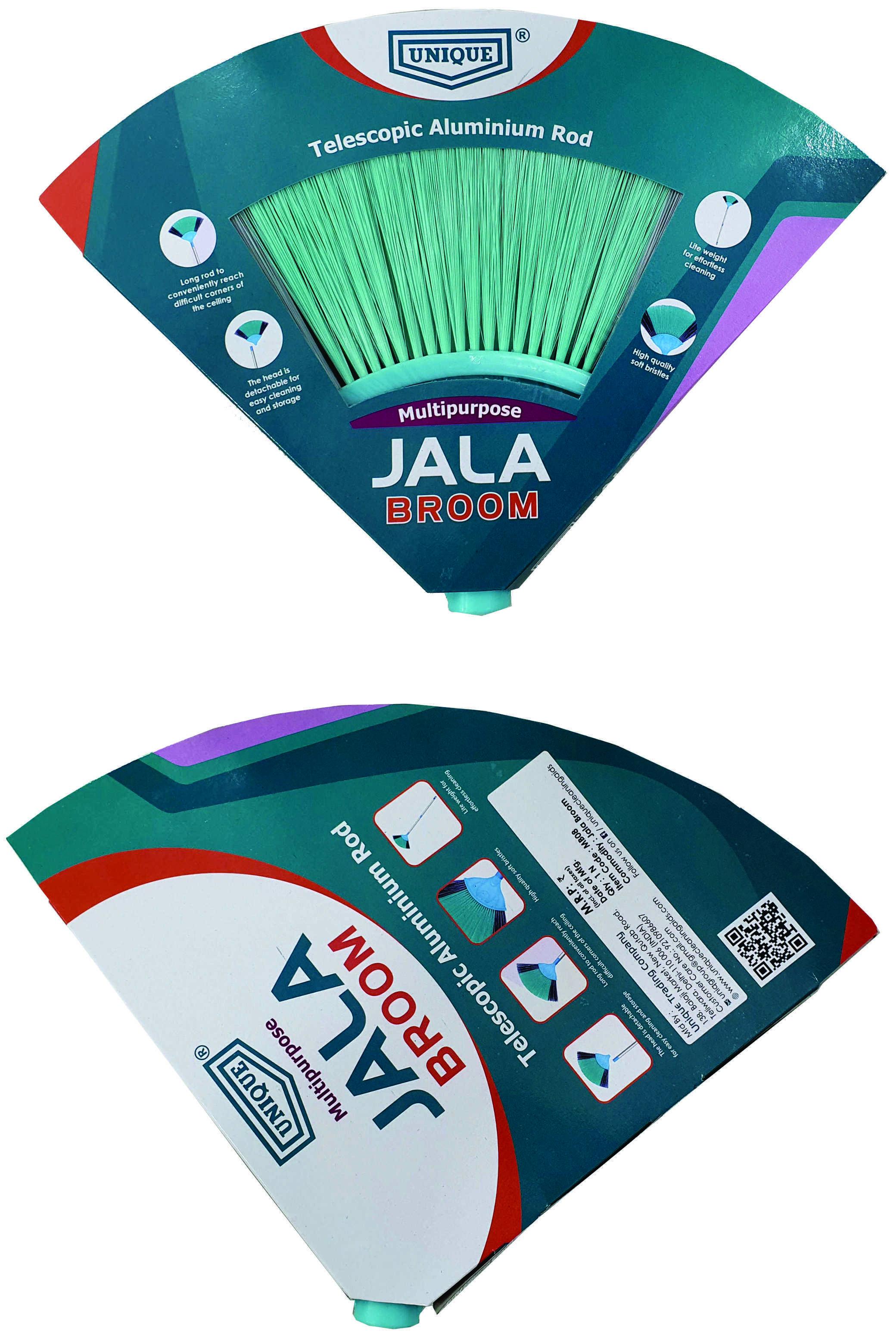 Diamond Jala Broom