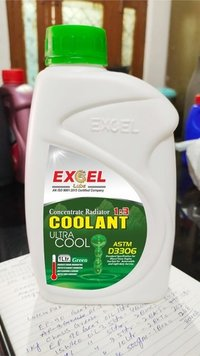 Excel Green Coolant