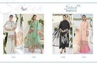Shree Fabs Mariya B Sateen Nx Jam Cotton Pakistani Suit Catalog