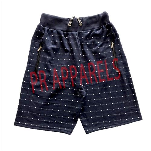 Polka Dot Print Shorts