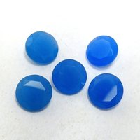 Chalcedony Faceted