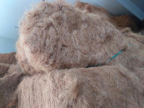 Coir fiber bale