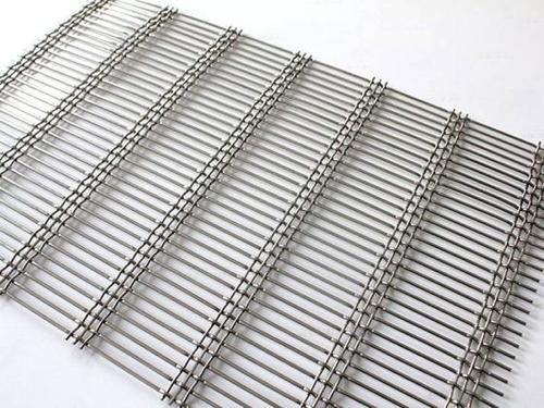 Square Wire Mesh Ideal Mining Screen Mesh With Great Wear Resistance