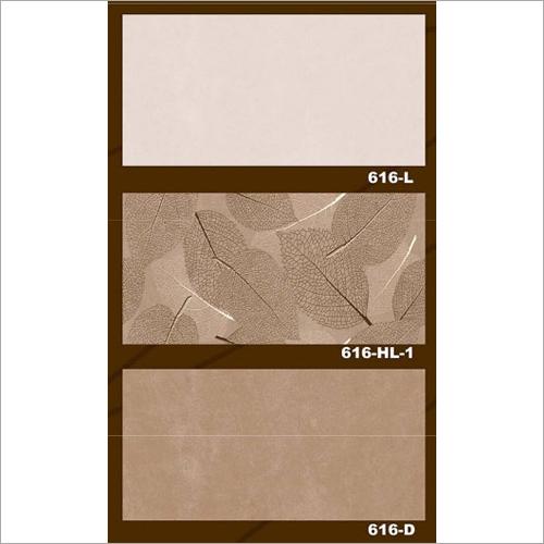 300x600mm Plain Matt Wall Tiles