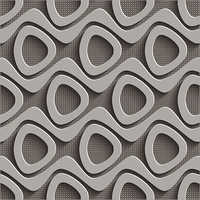600x600mm 3D GVT Tiles