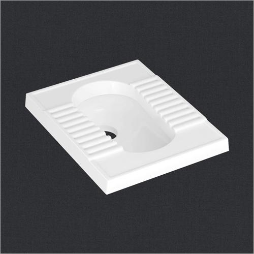 White Ceramic Urinal Pan