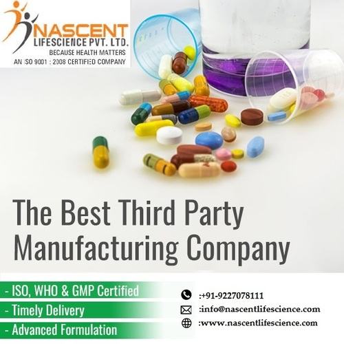 Third Party Manufacturing