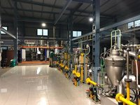 Edible oil Deguming Plant
