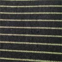 Yellow Stripes Lamination Fabric