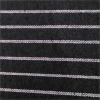 White Stripes Lamination Fabric