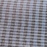 Small Black Check Lamination Fabric