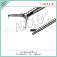 Brand New ADDLER Laparoscopic Needle Holder Straight and Tenaculum Jaw 5mm and 10mm