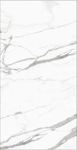 STATUARIO NATURAL HIGH GLOSSY Glazed Porcelain Vitrified Tiles