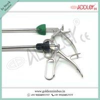 Brand New ADDLER Laparoscopic 10mm Bulldog and Hem-O-Lock Clip Applicator