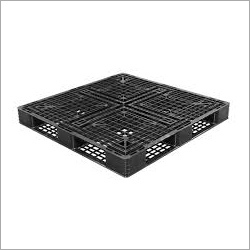 Black Export Plastic Pallet