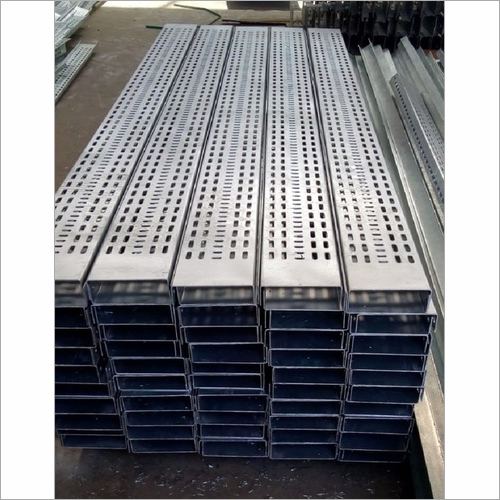 Mild Steel Perforated Cable Tray