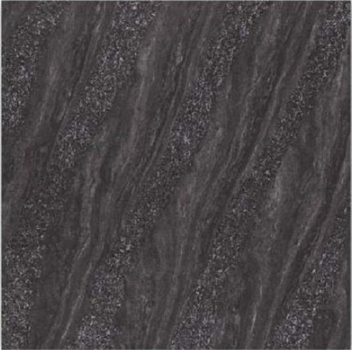 Appolo Black  Double Charged Vitrified Tiles