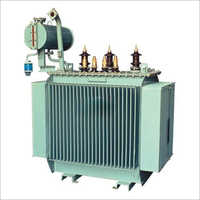 Three Phase Oil Cooled Distribution Transformer